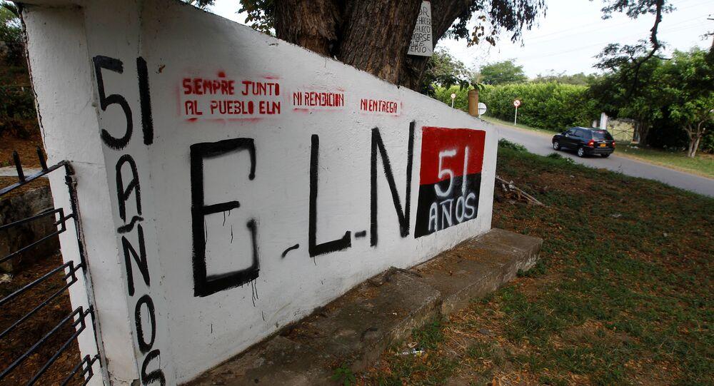 Grafiti de ELN (archivo)