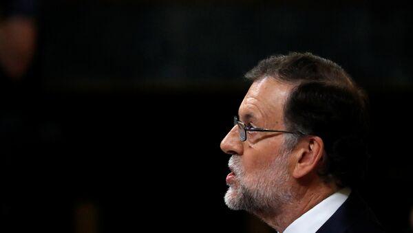 Mariano Rajoy, el presidente del Gobierno en funciones - Sputnik Mundo