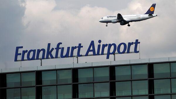 El aeropuerto de Fráncfort (archivo) - Sputnik Mundo