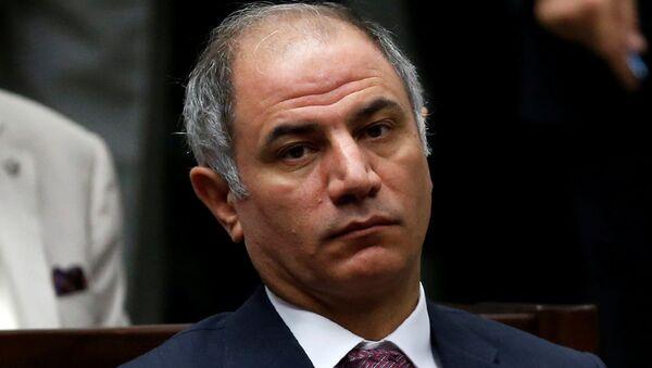 Efkan Ala, el exministro del Interior de Turquía - Sputnik Mundo