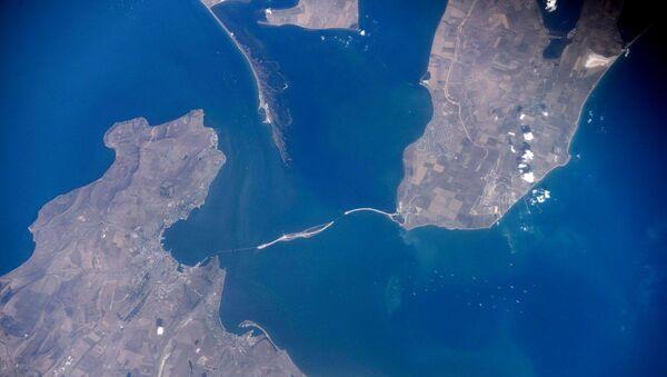 Estrecho de Kerch - Sputnik Mundo
