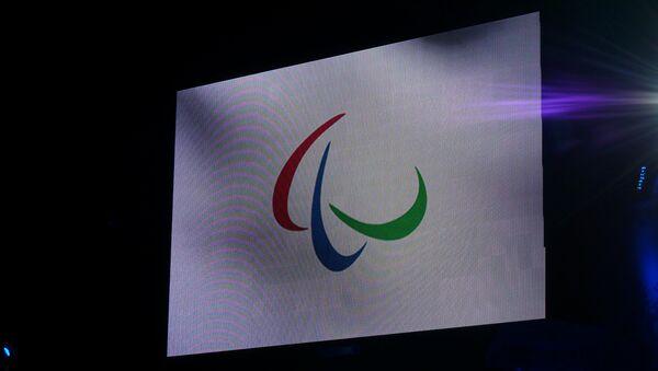 Paralympic flag. (File) - Sputnik Mundo