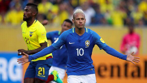 Neymar Santos - Sputnik Mundo