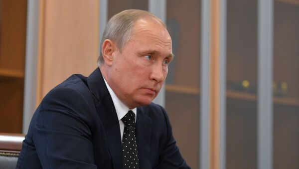 Рабочая поездка президента РФ В. Путина в Дальневосточный федеральный округ - Sputnik Mundo