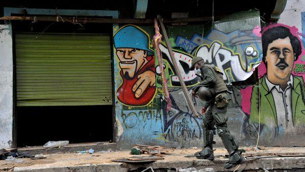 Bronx, Bogota - Sputnik Mundo