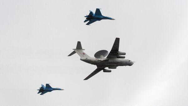 Avión ruso de alerta temprana A-50 - Sputnik Mundo