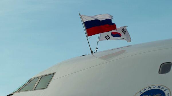 Прилет глав делегаций экономик АТЭС во Владивосток - Sputnik Mundo