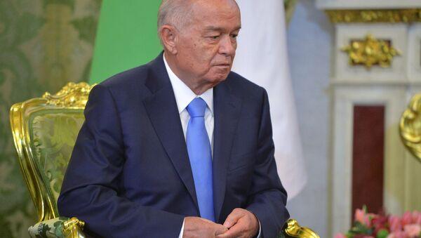 Islam Karímov, expresidente de Uzbekistán - Sputnik Mundo