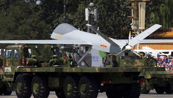 Wing Loong, dron chino - Sputnik Mundo