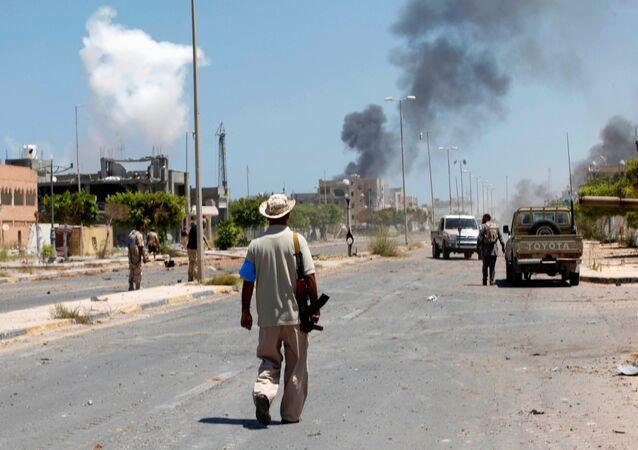 Ciudad libia de Sirte
