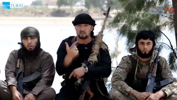Gulmurod Jalímov, exjefe del OMON (unidad especial de la policía) de Tayikistán - Sputnik Mundo
