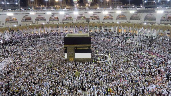 Kaaba, La Meca - Sputnik Mundo