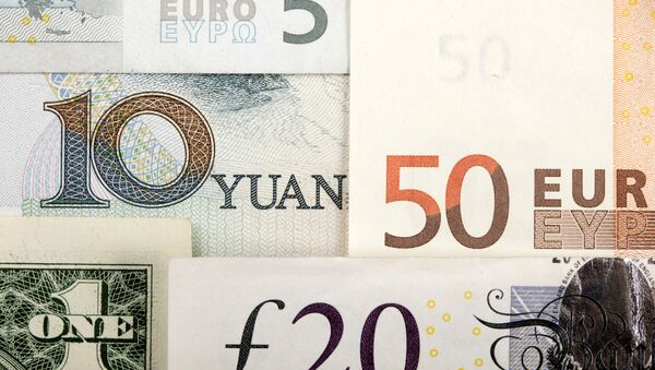 Las divisas mundiales - Sputnik Mundo