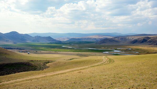El valle del río Anga - Sputnik Mundo
