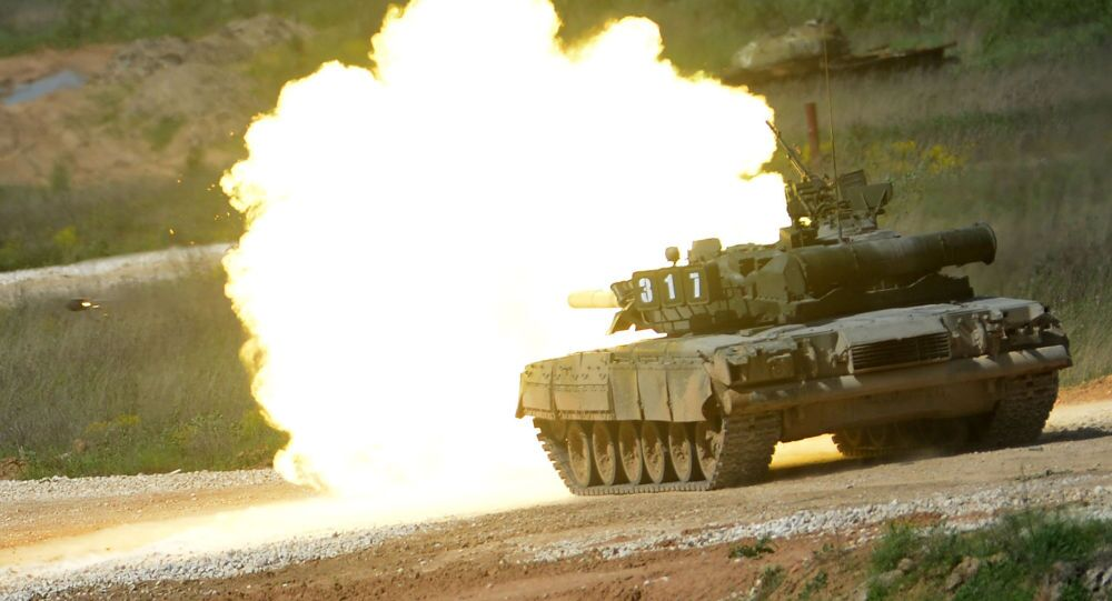 Tanque T-80