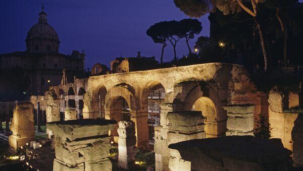 Ruinas antiguas en Roma - Sputnik Mundo