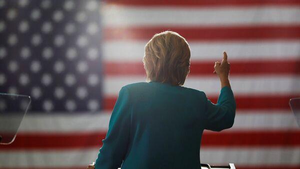 Hillary Clinton, candidata a la presidencia de EEUU - Sputnik Mundo