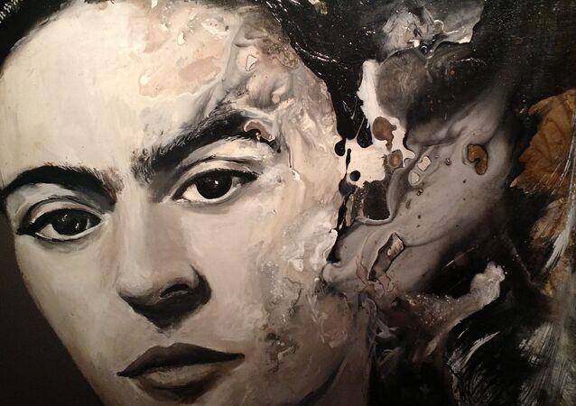 El retrato de Frida Kahlo