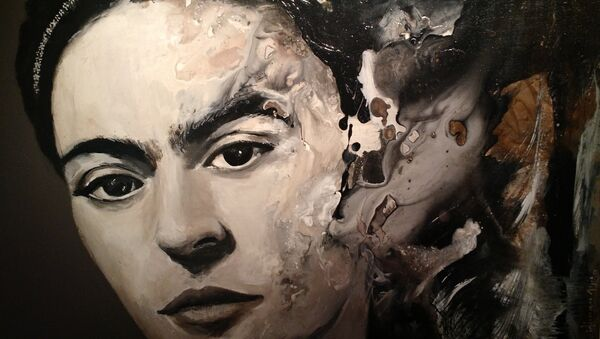 El retrato de Frida Kahlo - Sputnik Mundo