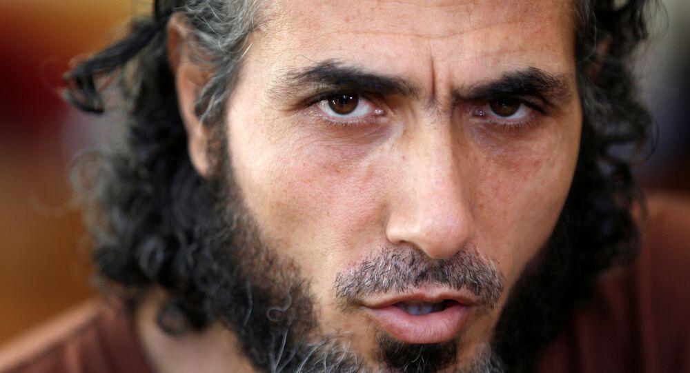 Jihad Ahmad Deyab, exprisionero de Guantánamo