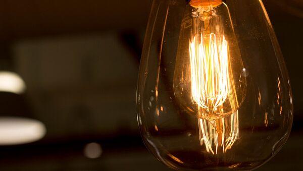 Lámpara eléctrica - Sputnik Mundo