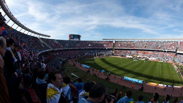 Estadio Antonio Vespucio Liberti en Argentina (archivo) - Sputnik Mundo