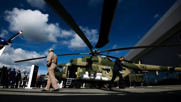 El Foro Internacional Army 2016 - Sputnik Mundo