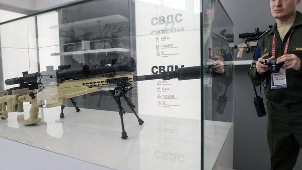 El armamento nuevo de Kalashnikov - Sputnik Mundo