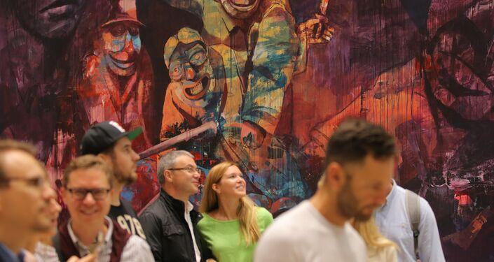 El arte urbano en español toma los museos