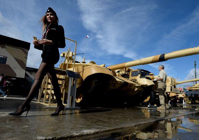 Army 2016: las armas más sofisticadas del Ejército ruso en una exposición