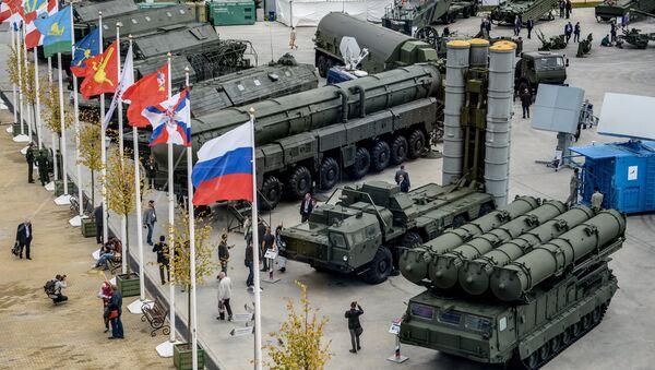 En el foro Army 2016 - Sputnik Mundo