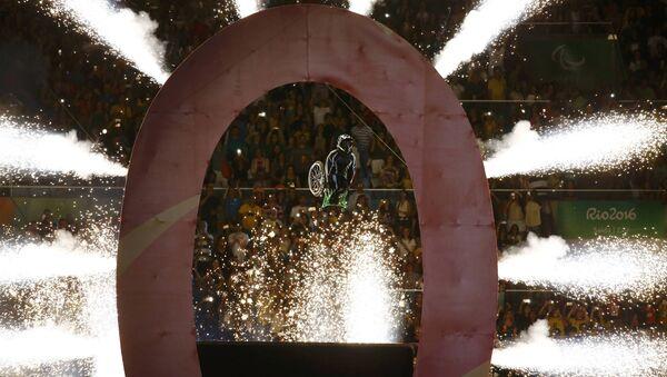 Arranca la ceremonia de apertura de los Juegos Paralímpicos Río 2016 - Sputnik Mundo