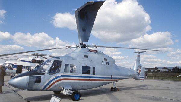 Helicóptero Ka-62 - Sputnik Mundo