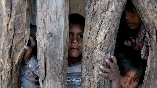Niños en Argentina - Sputnik Mundo