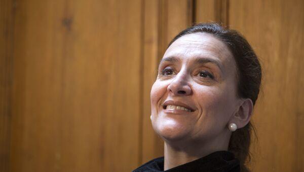 Gabriela Michetti, vicepresidenta argentina - Sputnik Mundo