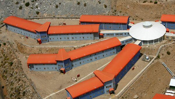 El campo de los mineros en Chile - Sputnik Mundo