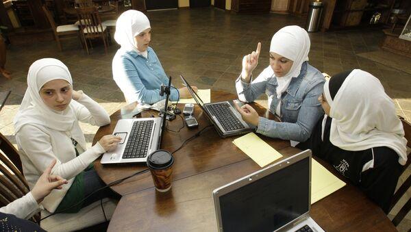 Las musulmanas (archivo) - Sputnik Mundo