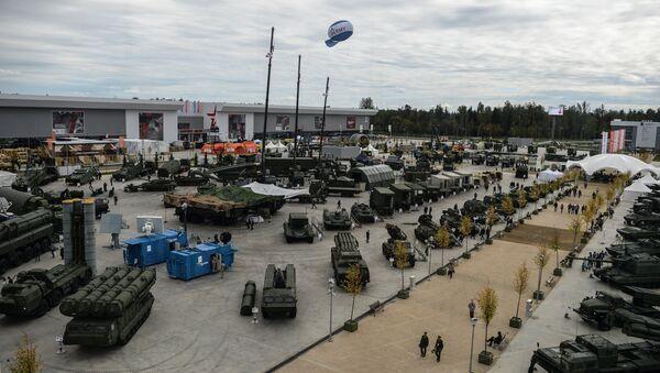 El foro internacional de la técnica militar Army-2016 - Sputnik Mundo