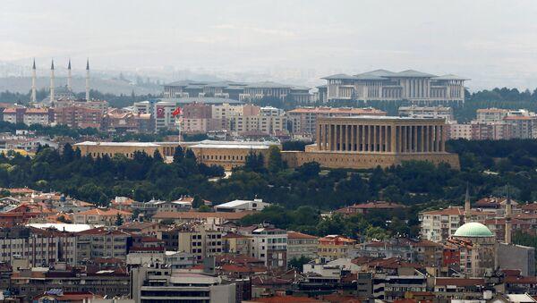 Ankara, la capital de Turquía - Sputnik Mundo