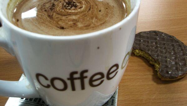 Taza de café - Sputnik Mundo