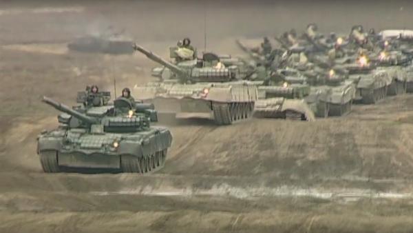 Tanques rusos - Sputnik Mundo