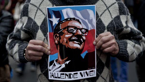 Salvador Allende - Sputnik Mundo