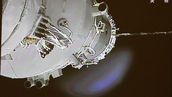 El modulo chino Tiangong-1 (archivo) - Sputnik Mundo