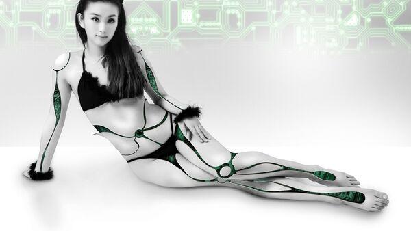 Robot sexual - Sputnik Mundo