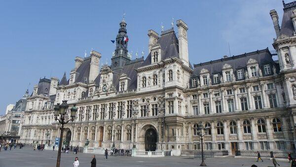 Ayuntamiento de París - Sputnik Mundo