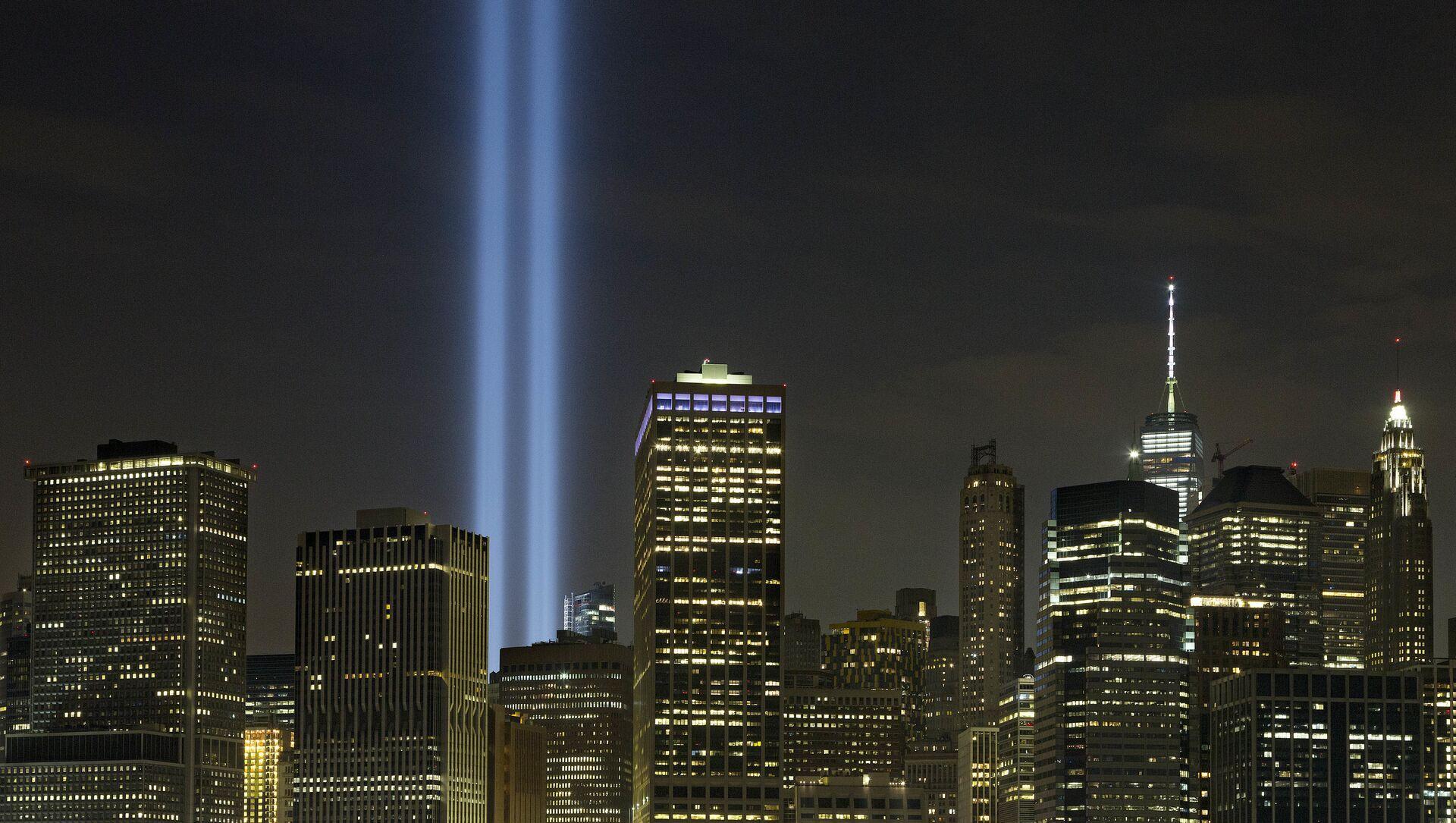 La conmemoración de la tragedia del 11 de septiembre en Nueva York, EEUU - Sputnik Mundo, 1920, 15.01.2019
