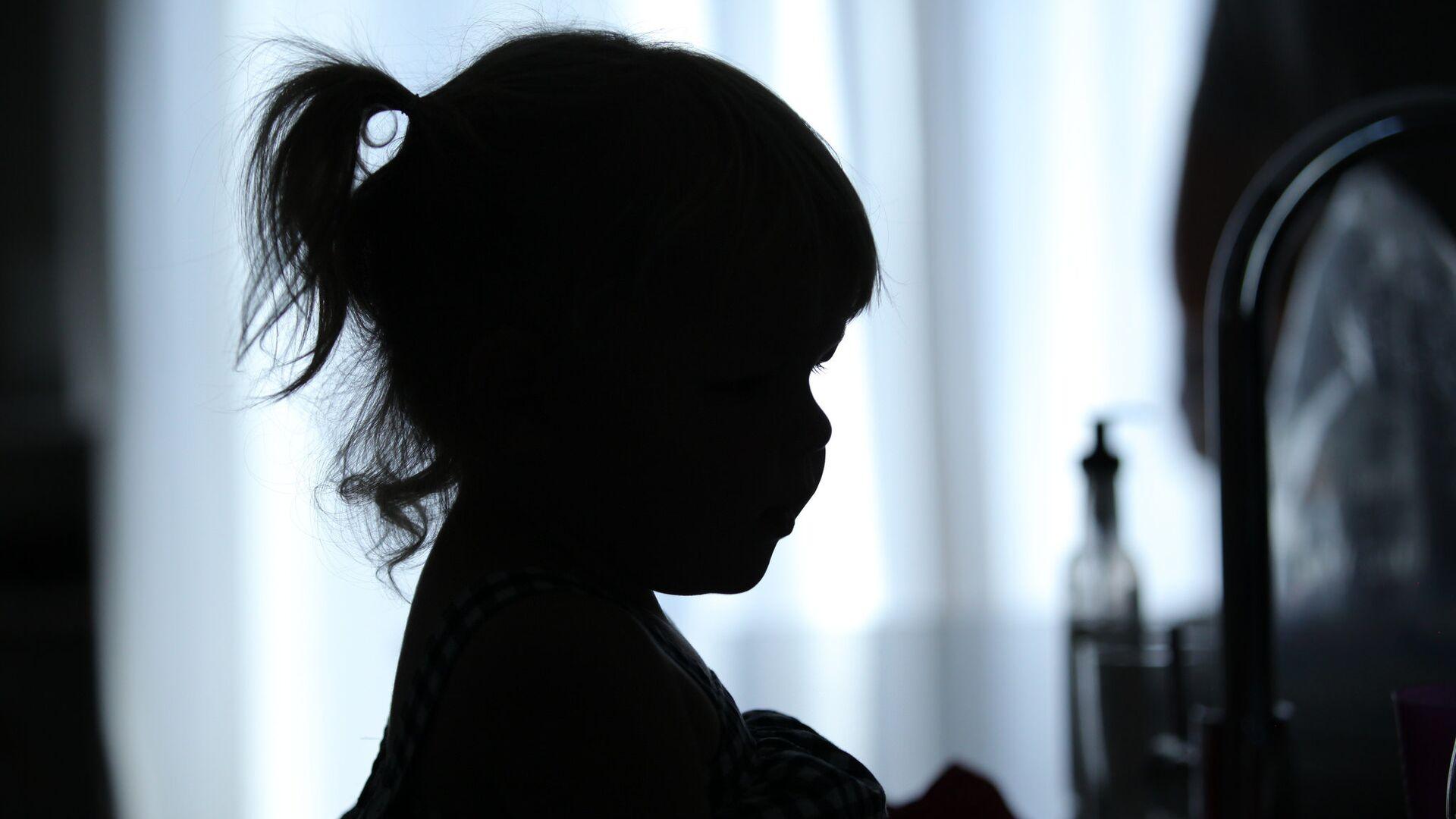 Una niña (imagen referencial) - Sputnik Mundo, 1920, 23.04.2021