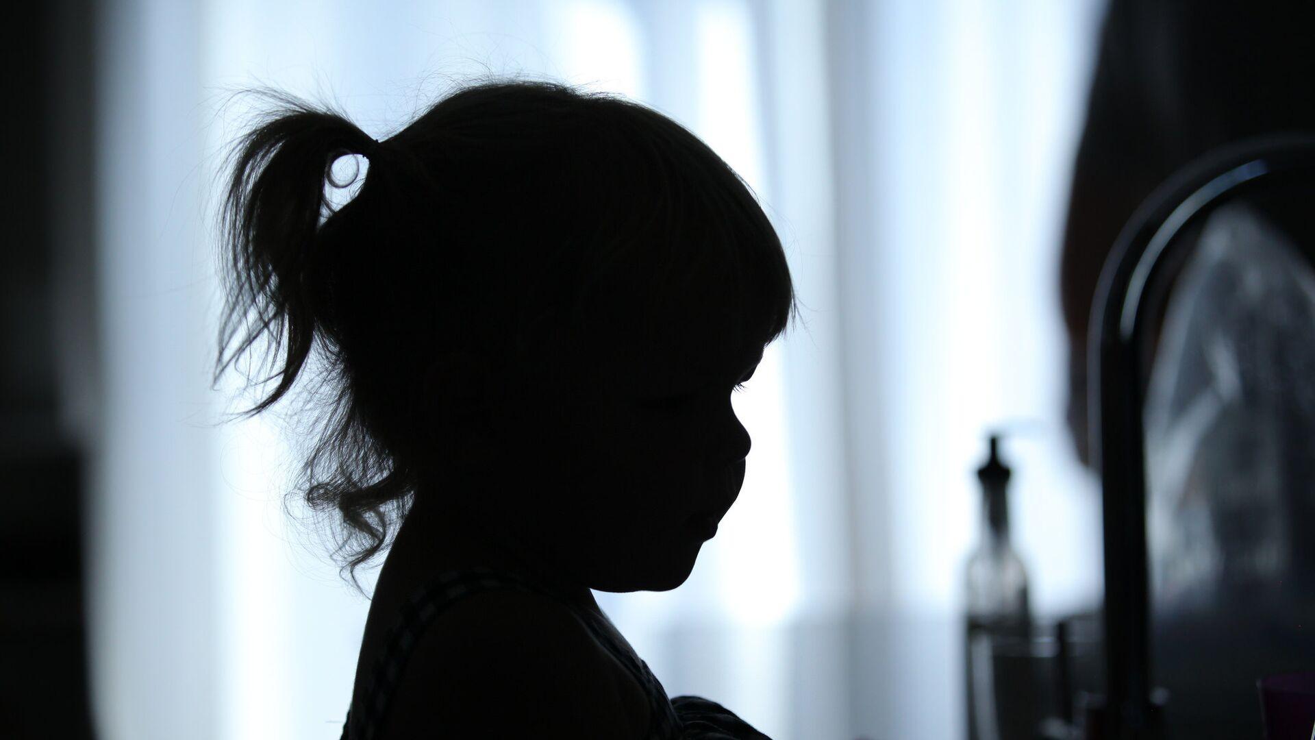 Una niña (imagen referencial) - Sputnik Mundo, 1920, 16.02.2021