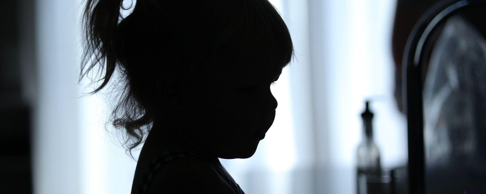 Una niña (imagen referencial) - Sputnik Mundo, 1920, 06.07.2021