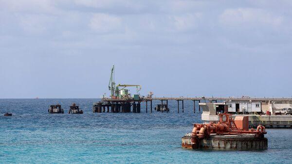 El terminal petrolero libio de Zueitina - Sputnik Mundo